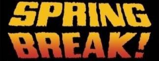 Spring Break- March 12-16 Featured Photo