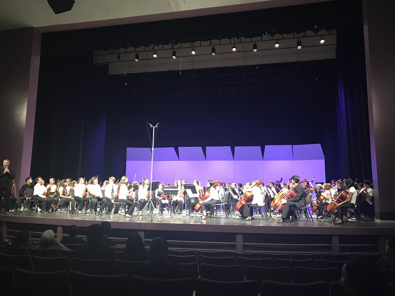McCabe Orchestra Spring Concert Thumbnail Image