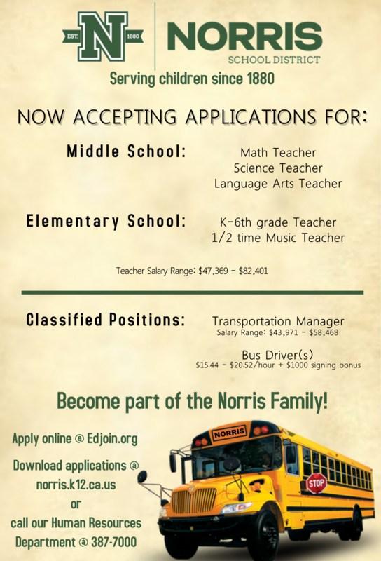 Job Opportunities Thumbnail Image