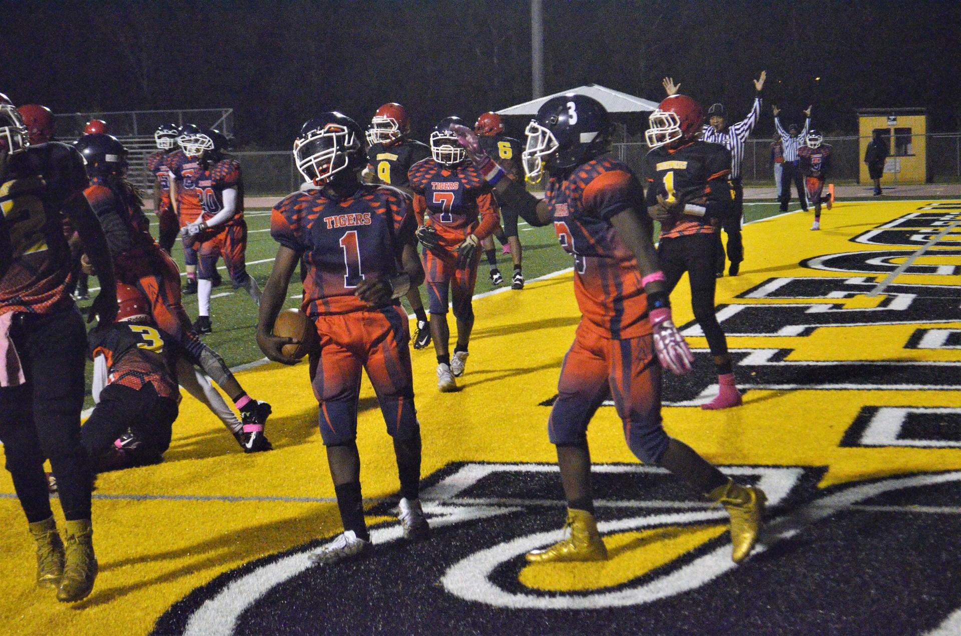 Homecoming Game Highlights 2017