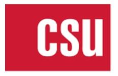 Image of California State University Logo