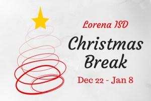 Dates for Christmas Break