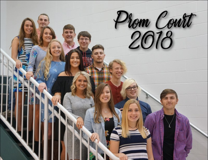 Prom Court 2018