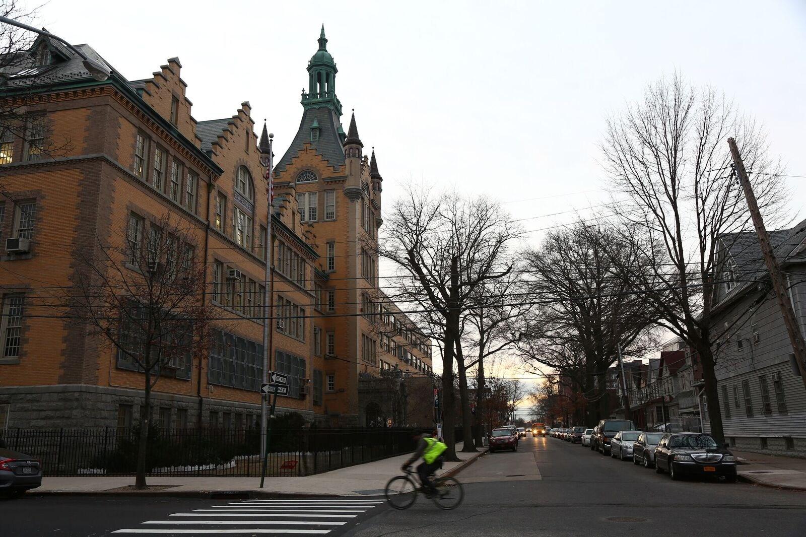 Newtown High School's 90th Street