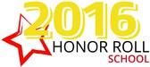 2016 Honor Roll Winner