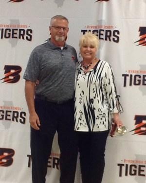 Jim Kann and Linda Lutz