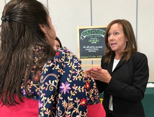 Lexington Two Teacher Recruitment Fair was held recently.