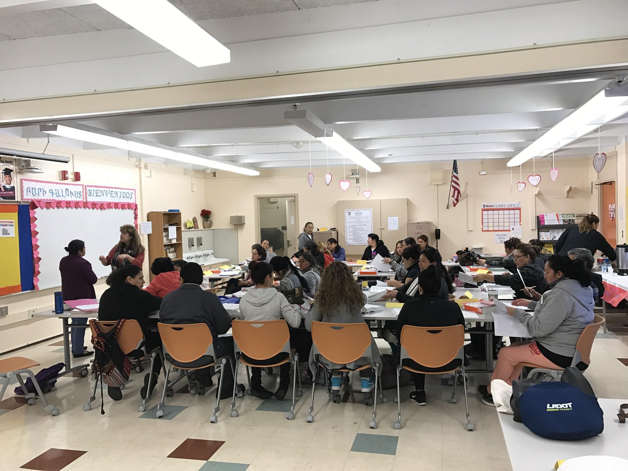 Classroom Design Grants ~ Home parent center ulysses s grant high school