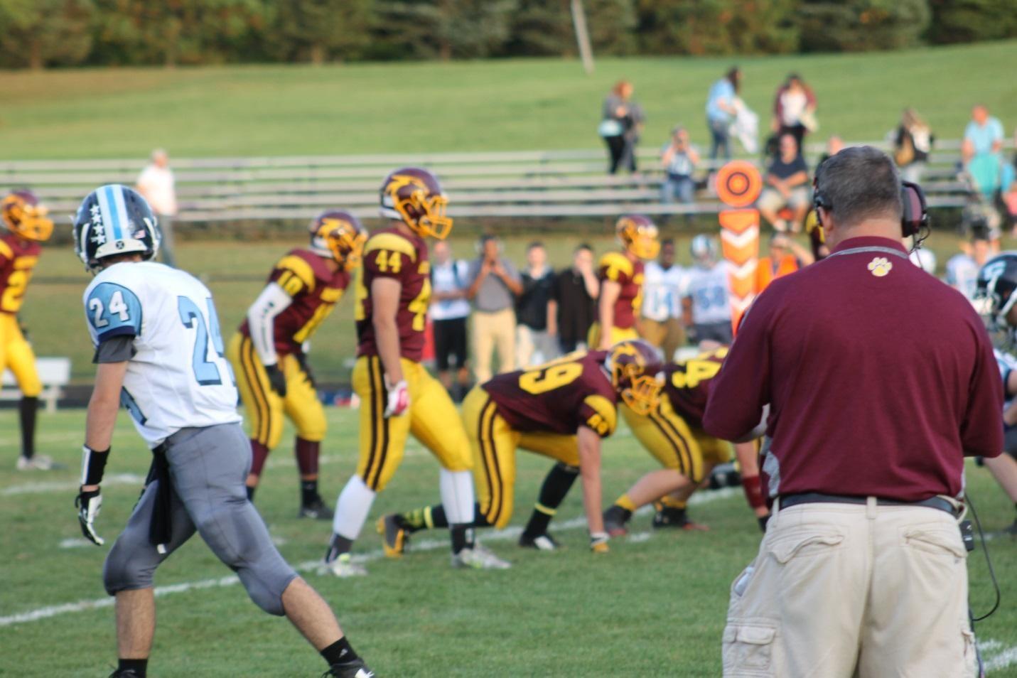 HS Varsity Football
