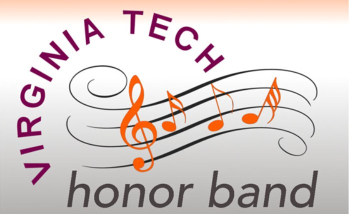 Virginia Tech Honor Band logo