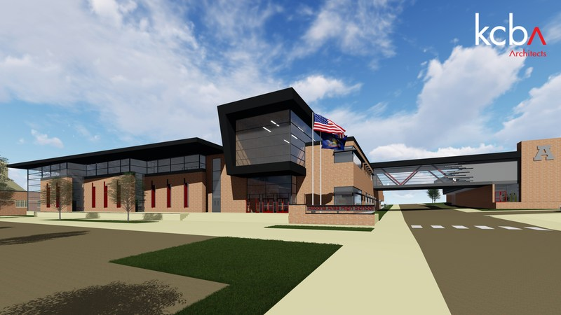 AAHS Construction to begin Wednesday, May 23 Thumbnail Image