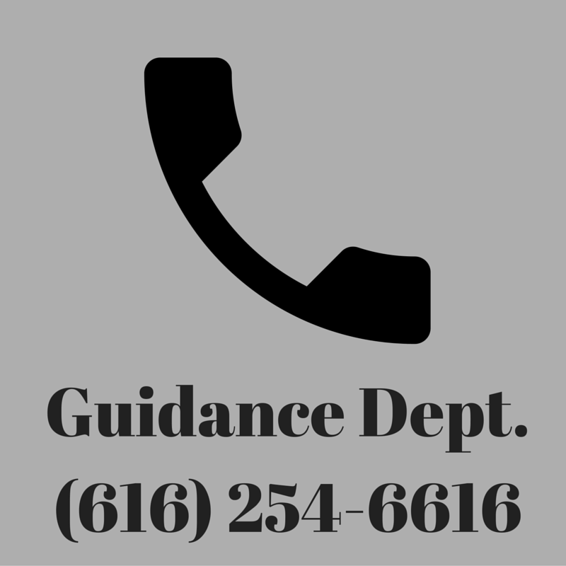 guidance dept phone number 254-6616