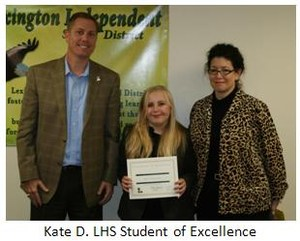 Kate D LHS Student of Excellence.JPG