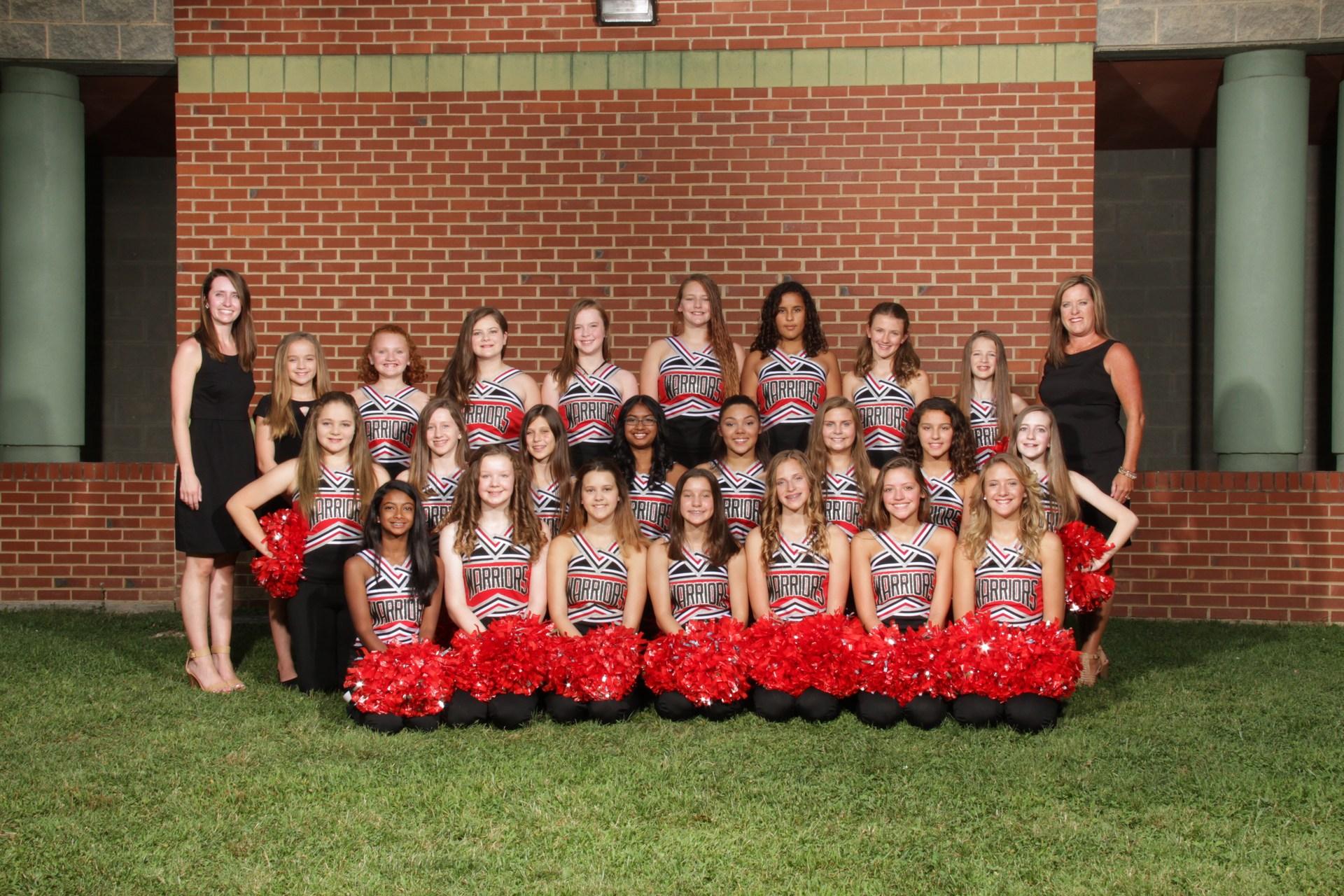 JSMS Dance Team