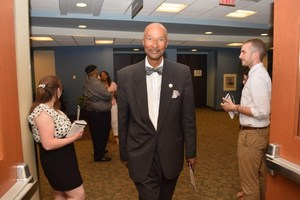 Invictus High School Graduation guest speaker Bill Patmon