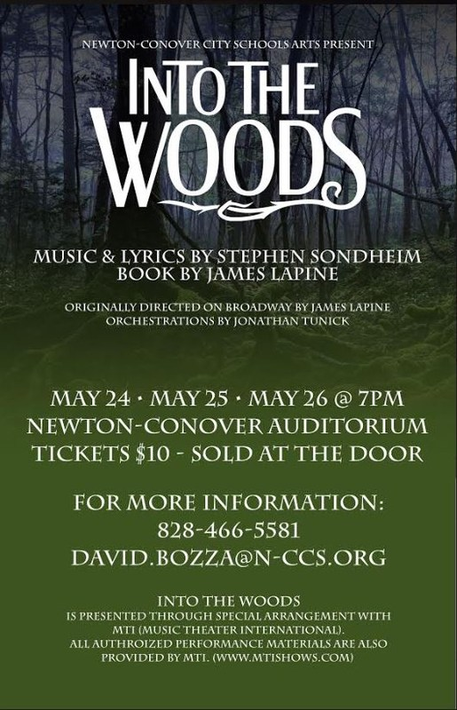 Into the Woods Drama Production