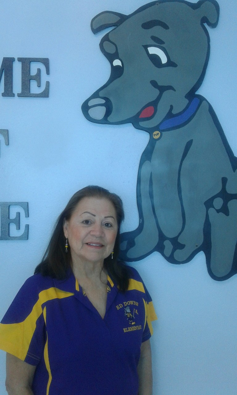 After School Program - Ed Downs Coordinator ~ Mrs. Gonzalez
