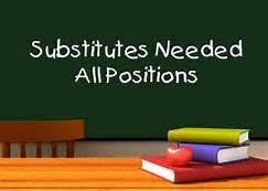Substitutes Needed! Thumbnail Image