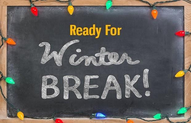 Winter Break - Dec 25 - Jan 5 ! Thumbnail Image