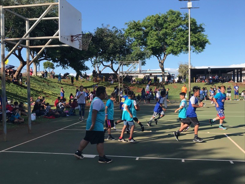 Waipahu Complex Basketball Tournament Featured Photo