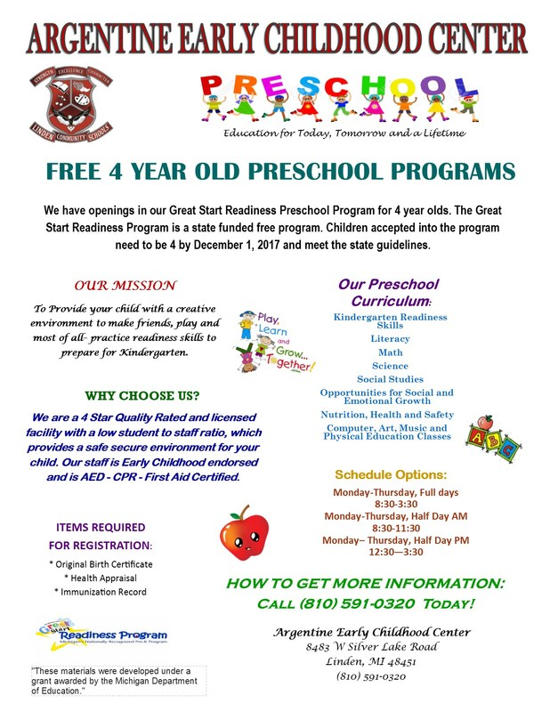 Free 4 Year Old Preschool Programs Thumbnail Image