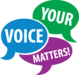 Your Voice Matters graphic