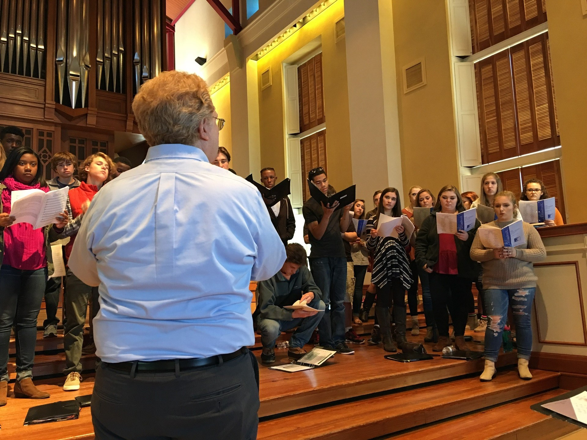Furman University - Choral Workshop