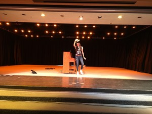 Dartmouth Talent Show - March 31, 2017
