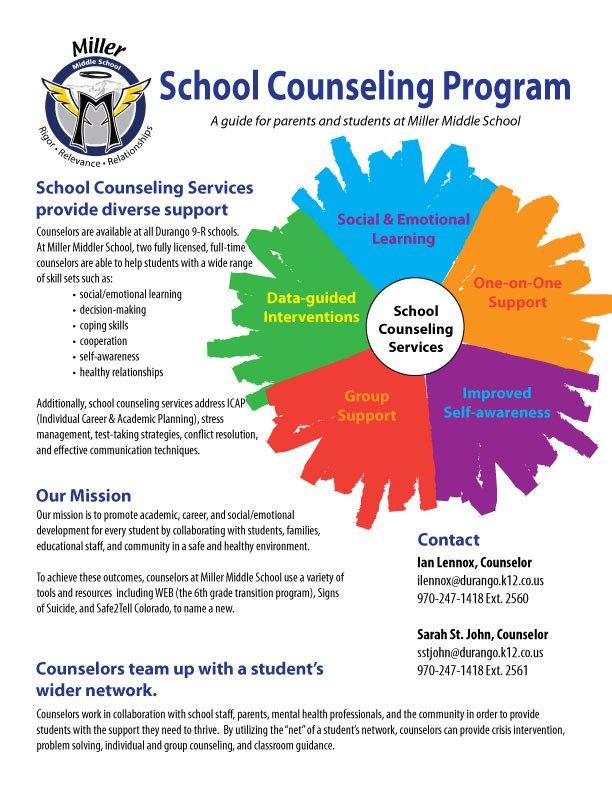 Counseling Flyer