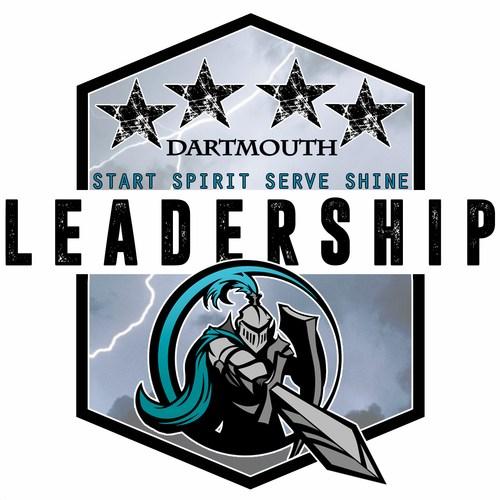 Dartmouth Middle School Leadership Logo