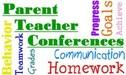 Parent Teacher Conference Wordle