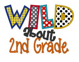 We're Wild About Second Grade!