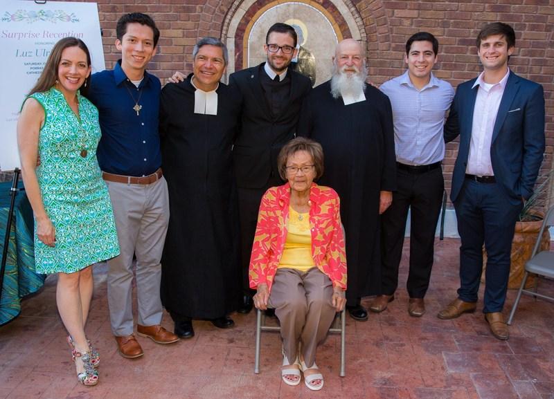 Establishment of the Luz Ulrickson Scholarship Fund is announced Featured Photo