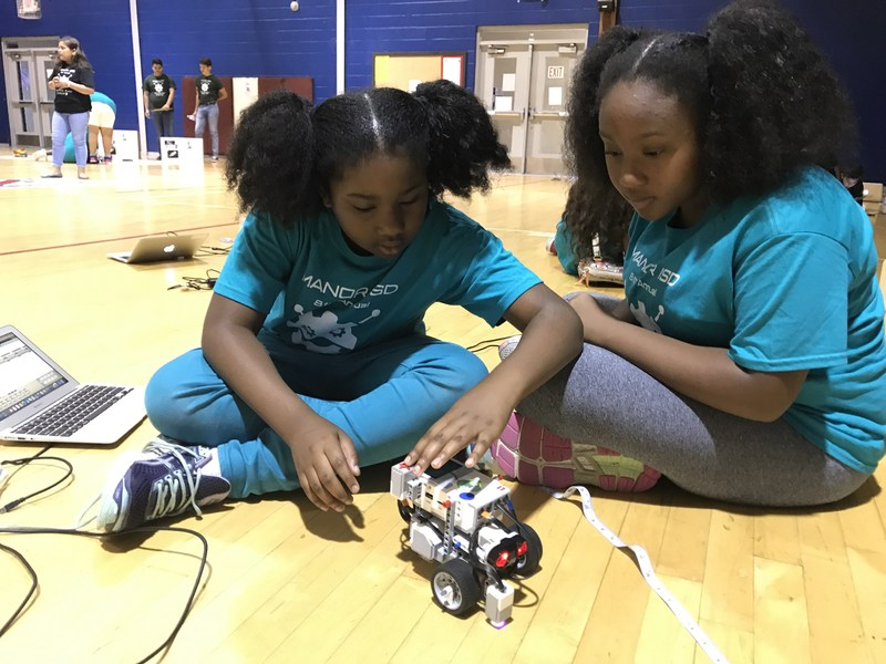 Manor ISD Hosts 9th Annual Elementary Robots Expo Thumbnail Image