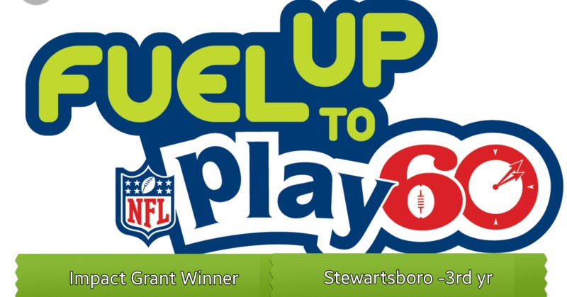 STE Wins NFL Play 60 Fittnessgram Grant for 3rd YR in a Row Thumbnail Image
