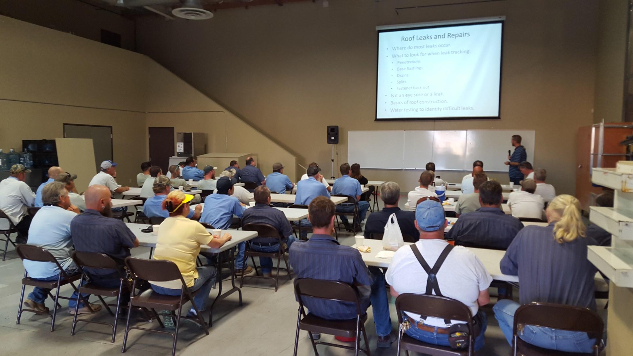 Maintenance & Operations Training