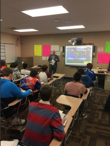 Guest-speaker during Personal Finance Featured Photo