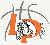 LP Bulldogs basketball logo