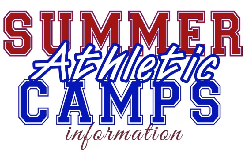 Athletic Summer Camp Flyers Thumbnail Image