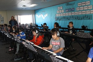 Sequoia music program
