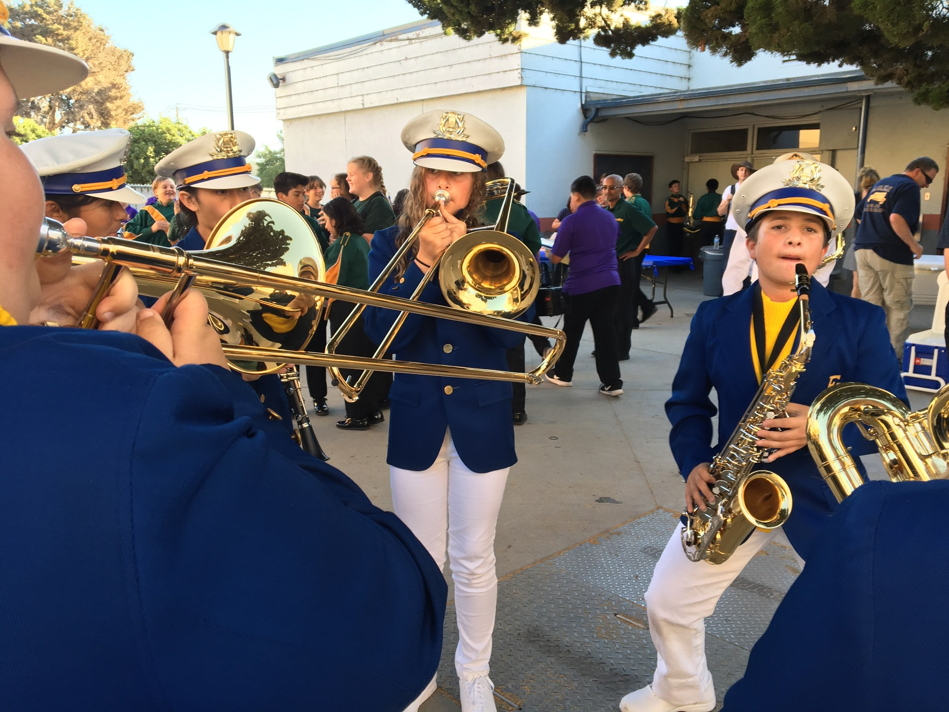 AGHS Band Night