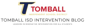 TISD Intervention Blog