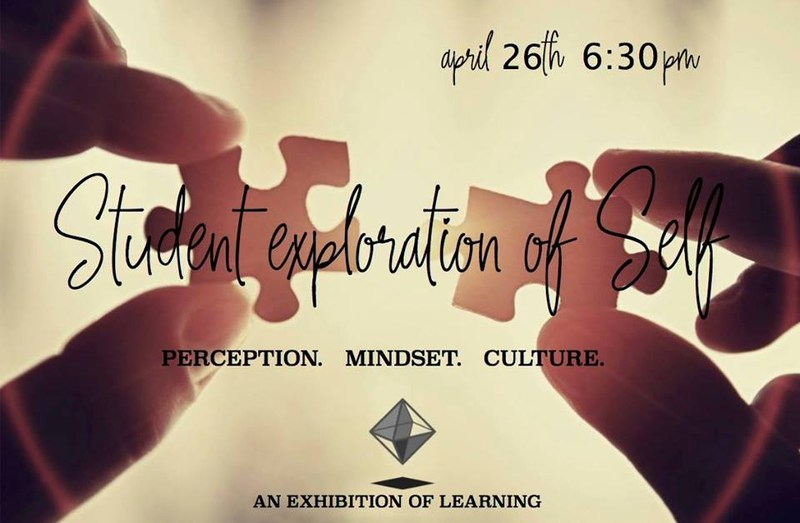 Exhibition of Learning: Student Exploration of Self Thumbnail Image