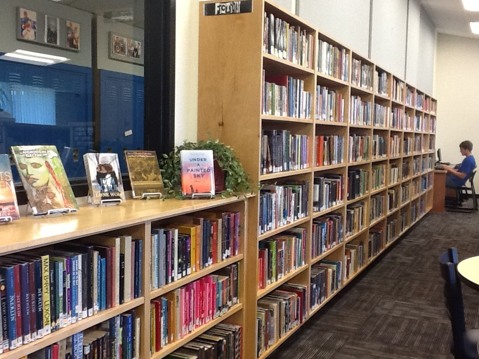 Lovell High School Library