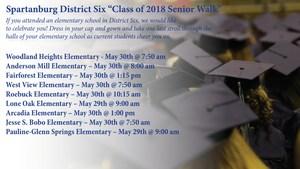Senior Walk Dates