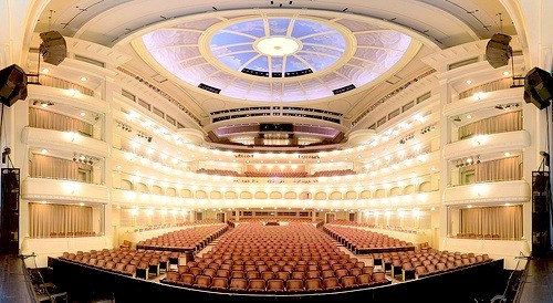 Bass Hall in Ft. Worth