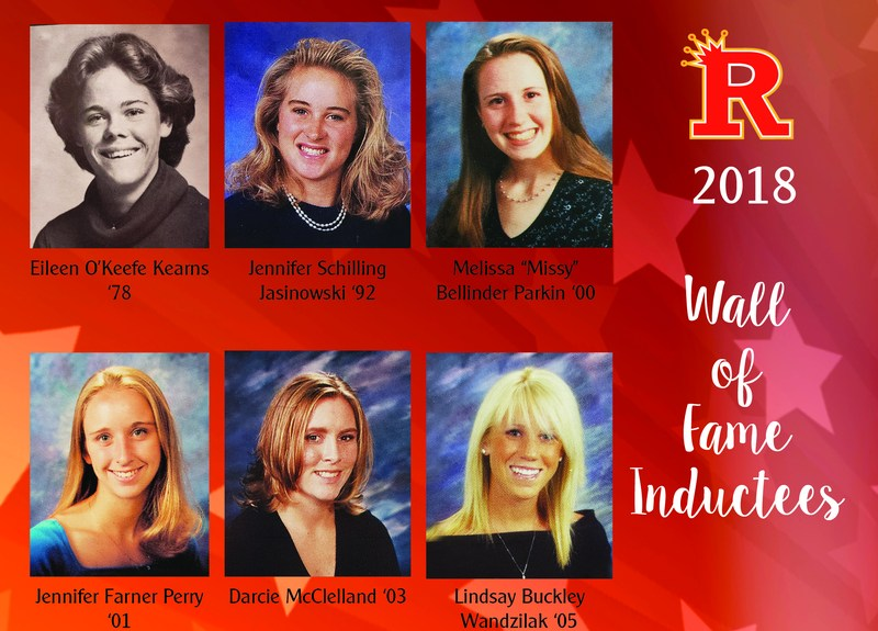 Athletics Wall of Fame Inductees Announced Featured Photo