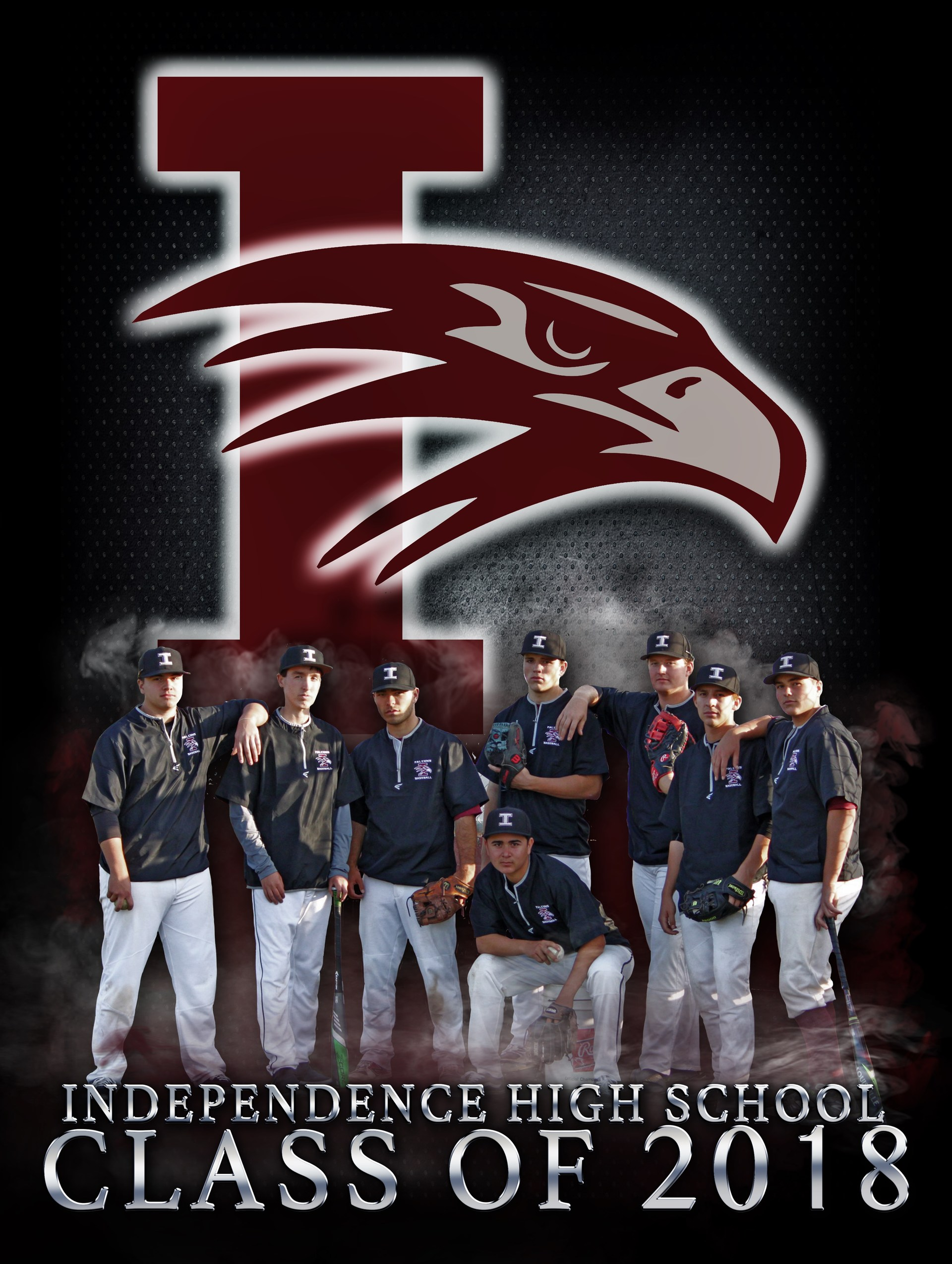 2018 Seniors Varsity Baseball