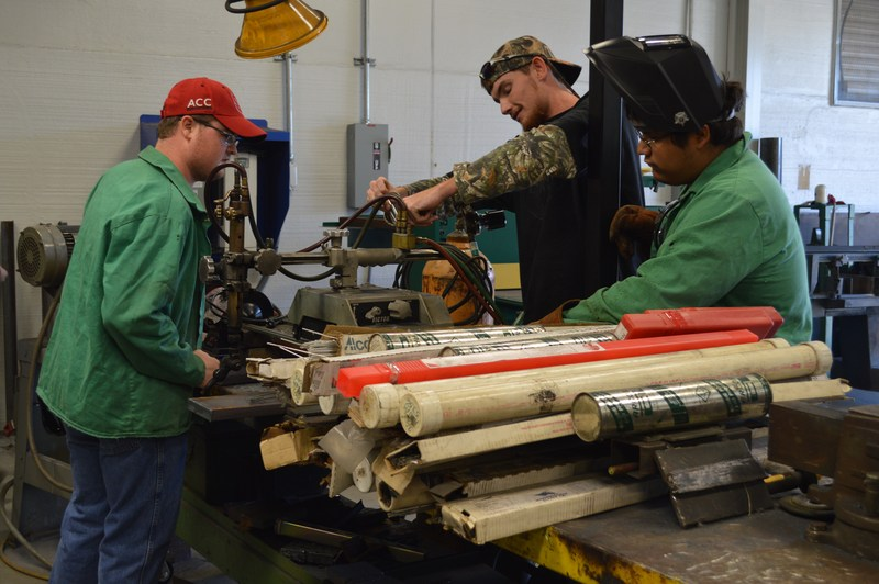 ECPS CTE Department completes series of Career Cluster Showcases Thumbnail Image
