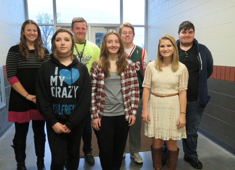 TKHS film crew finds success in live basketball game broadcast.